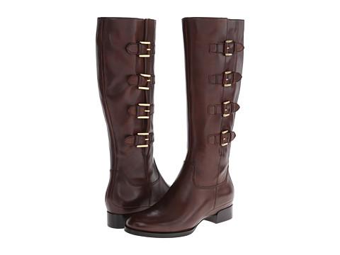 ECCO - Sullivan Buckle Boot (Mink) Women's Boots