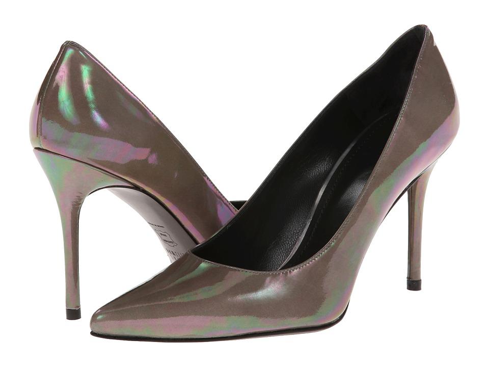 Stuart Weitzman - Pump (Cement Petrol Patent) High Heels
