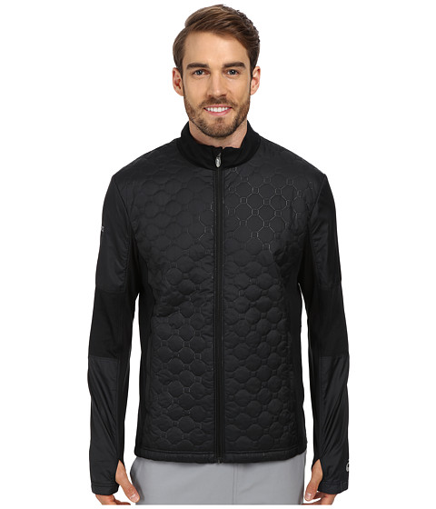 ASICS - Thermo Windblocker (Black) Men's Fleece