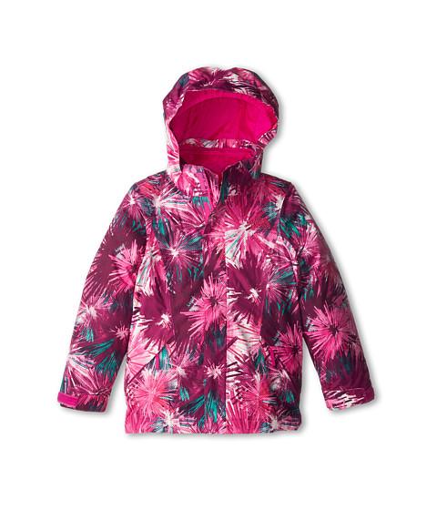 The North Face Kids - Reversible Mila Triclimate Jacket (Little Kids/Big Kids) (Azalea Pink Multi) Girl