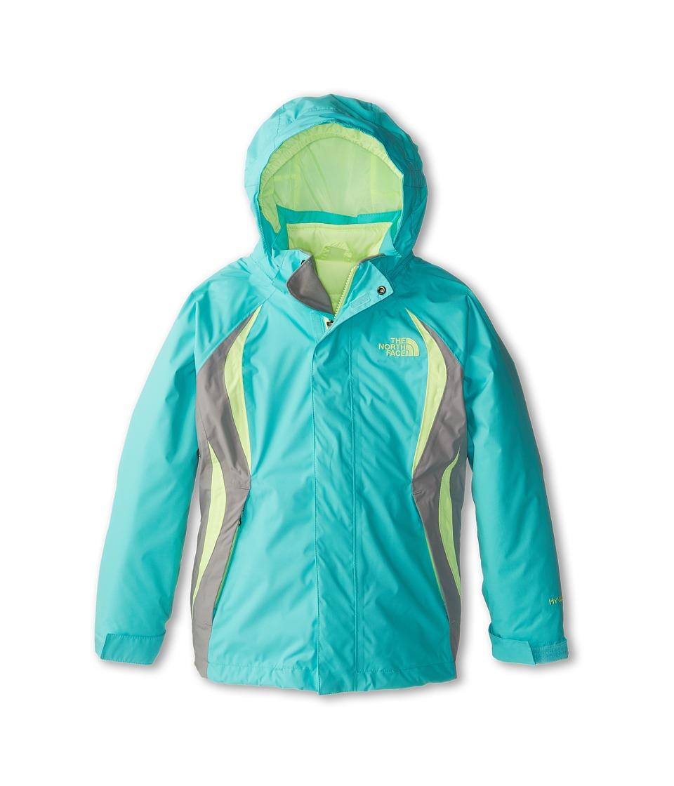 The North Face Kids - Kira 2.0 Triclimate Jacket (Little Kids/Big Kids) (Mint Blue) Girl