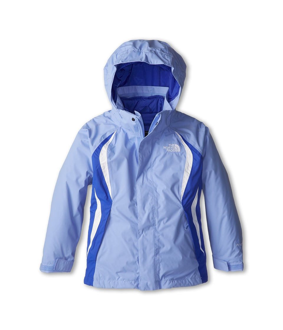 The North Face Kids - Kira 2.0 Triclimate Jacket (Little Kids/Big Kids) (Dynasty Blue) Girl