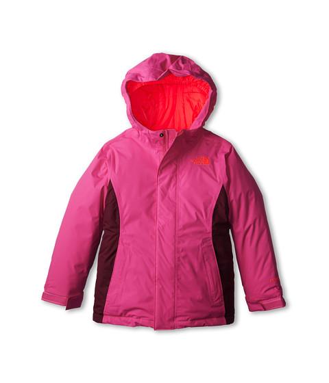 The North Face Kids - Insulated Violet Jacket (Little Kids/Big Kids) (Azalea Pink) Girl's Jacket