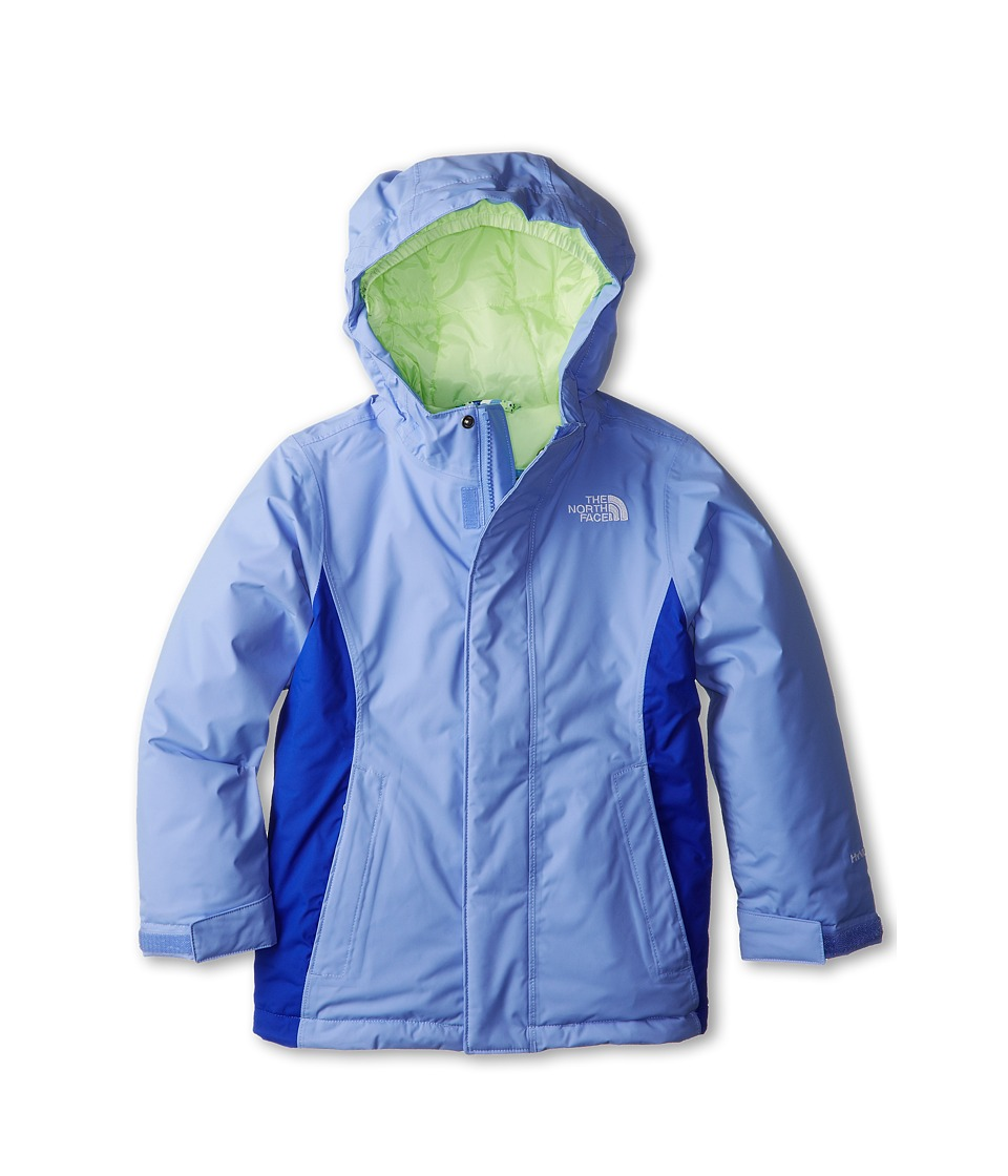The North Face Kids - Insulated Violet Jacket (Little Kids/Big Kids) (Dynasty Blue) Girl's Jacket