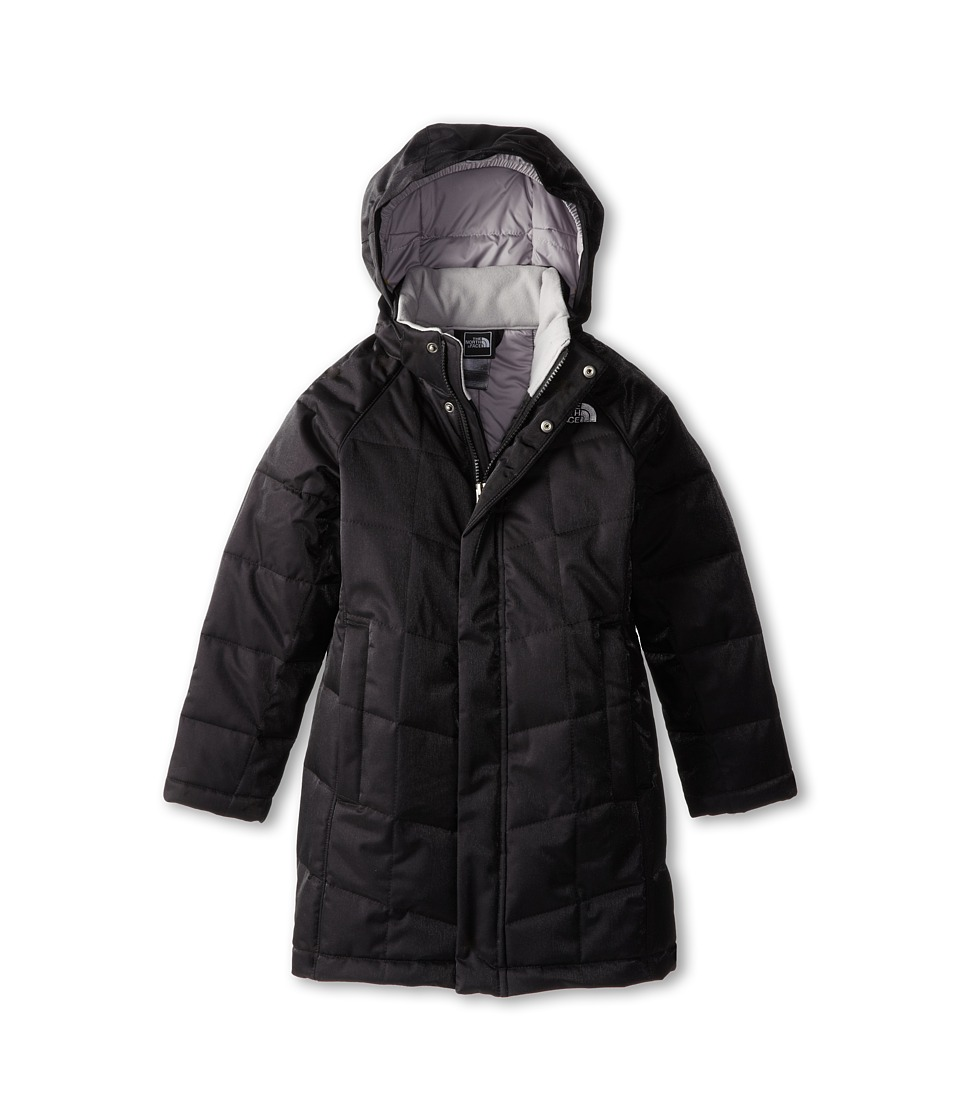 The North Face Kids - Metropolis Parka (Little Kids/Big Kids) (TNF Black) Girl