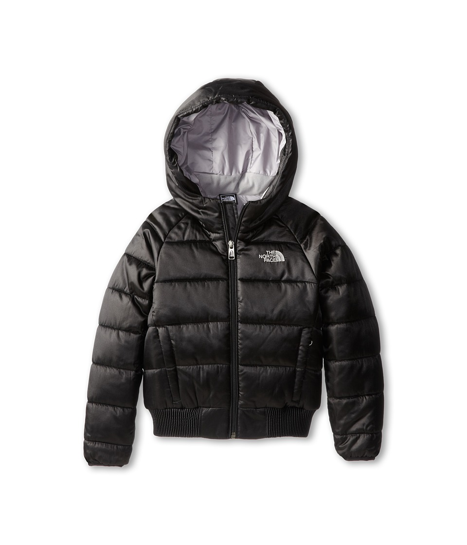 The North Face Kids - Hey Momma Bomba Jacket (Little Kids/Big Kids) (TNF Black) Girl's Jacket