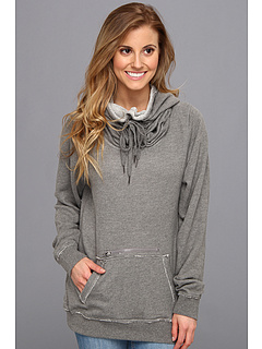 SALE! $29.99 - Save $30 on Fox Optimum Pullover Hoodie (Heather Graphite) Apparel - 49.60% OFF $59.50
