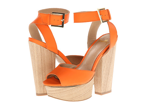 Shellys London - Aaelle (Orange) High Heels