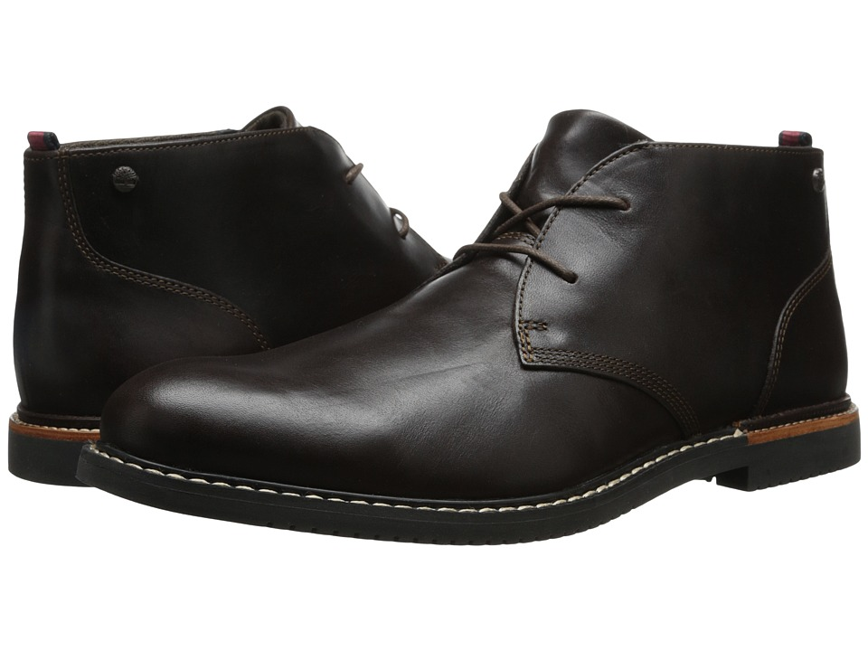 Timberland - Earthkeepers Brook Park Chukka (Brown Smooth) Men's Lace-up Boots