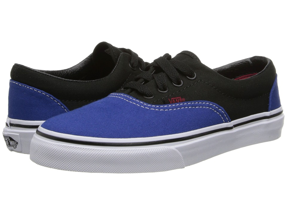 Vans Kids - Era (Little Kid/Big Kid) ((2 Tone) True Blue/Black) Boys Shoes