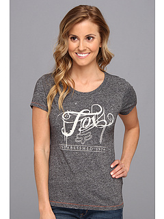 SALE! $17.99 - Save $7 on Fox Ink Crew Tee (Black) Apparel - 26.57% OFF $24.50