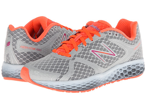 New Balance - Fresh Foam 980 (Silver/Coral) Women