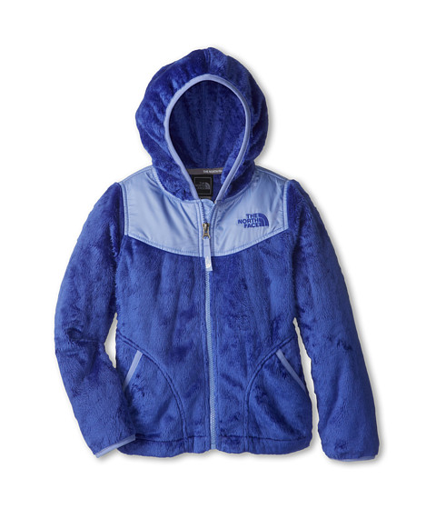 The North Face Kids - Oso Hoodie (Little Kids/Big Kids) (Vibrant Blue) Girl's Sweatshirt
