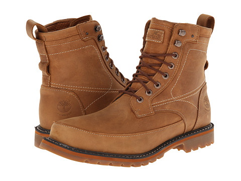 Timberland - Earthkeepers Chestnut Ridge 6 Boot Waterproof (Red/Brown Oiled) Men's Lace-up Boots