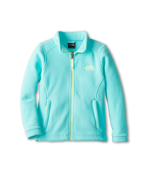 The North Face Kids - Khumbu 2 Jacket (Little Kids/Big Kids) (Mint Blue) Girl's Clothing