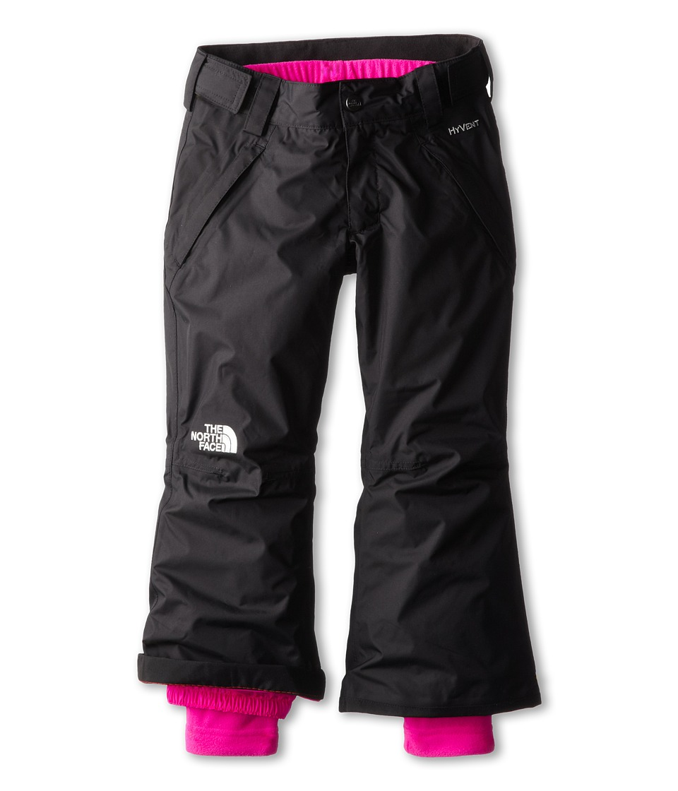 The North Face Kids - Free Course Triclimate Pant (Little Kids/Big Kids) (TNF Black) Girl