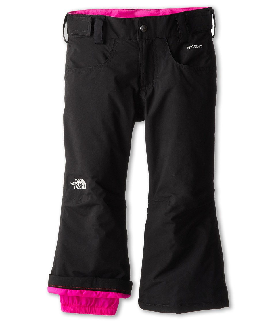 The North Face Kids - Freedom Insulated Pant (Little Kids/Big Kids) (TNF Black (Prior Season)) Girl's Outerwear