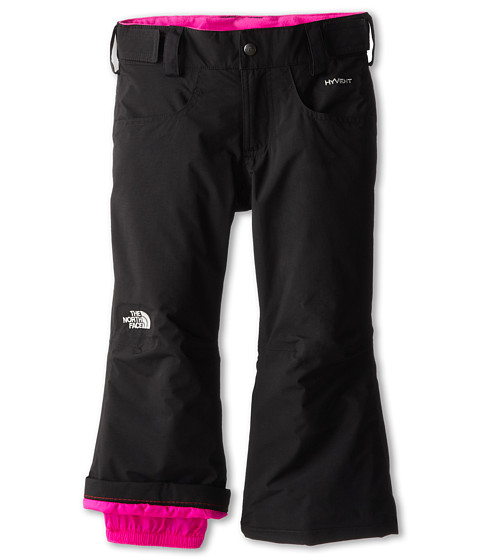 The North Face Kids - Freedom Insulated Pant (Little Kids/Big Kids) (TNF Black) Girl's Outerwear