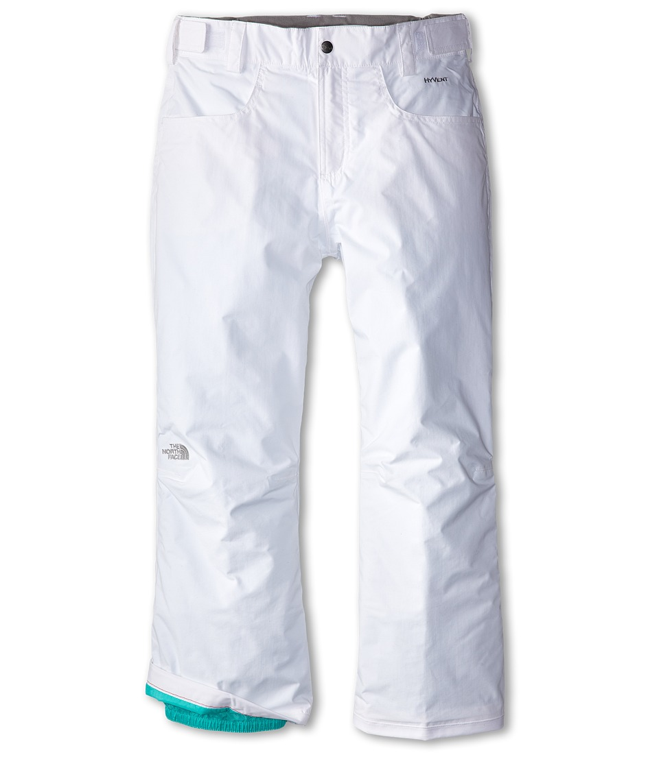 The North Face Kids - Freedom Insulated Pant (Little Kids/Big Kids) (TNF White) Girl's Outerwear