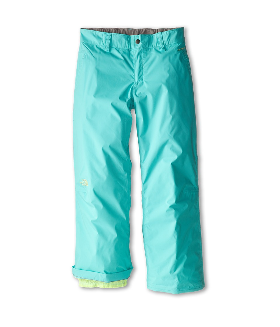 The North Face Kids - Derby Insulated Pant (Little Kids/Big Kids) (Mint Blue) Girl
