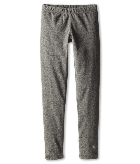 The North Face Kids - Girls' Glacier Legging (Little Kids/Big Kids) (Zinc Grey Heather/Foil Grey) Girl's Clothing