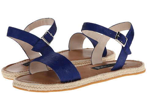 Steven - Lilie (Blue Pony) Women's Sandals