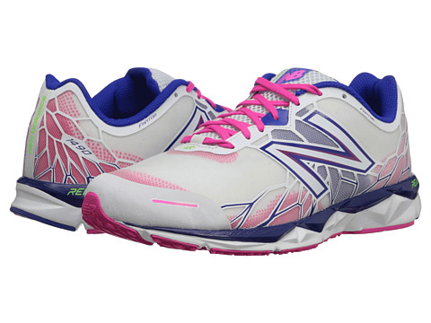 New Balance - W1490v1 (White/Purple) Women's Shoes