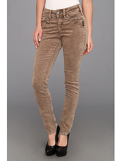 SALE! $33.99 - Save $58 on Silver Jeans Co. Suki Skinny in Brown (Brown) Apparel - 63.05% OFF $92.00