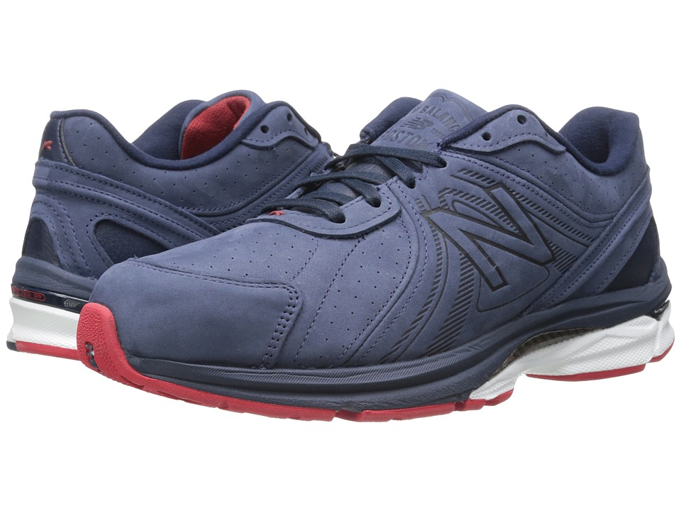 New Balance - M2040 (Navy/Red) Men's Running Shoes