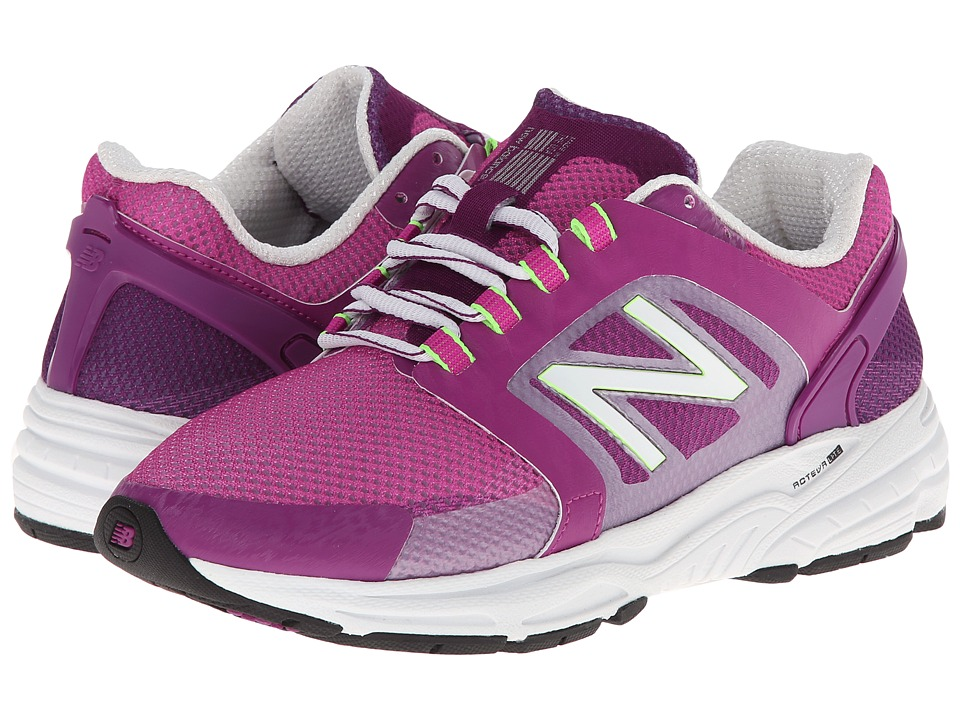 New Balance W3040v1 (Poison Berry/Plum) Women