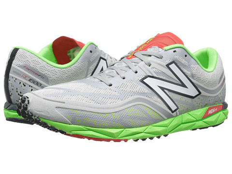 New Balance - MRC1600v2 (Silver/Green) Men's Shoes