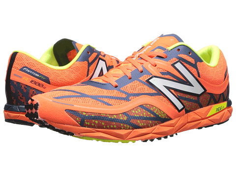 New Balance - MRC1600v2 (Orange/White) Men's Shoes