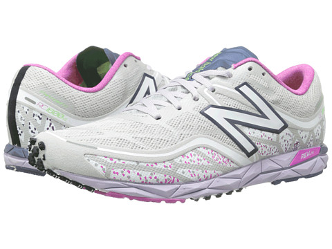 New Balance - WRC1600v2 (Silver/Pink) Women's Shoes