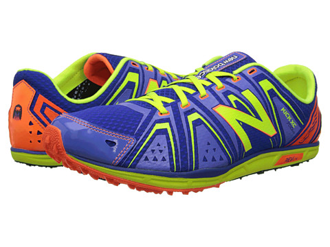 New Balance - MXC700v3 (Blue/Yellow) Men's Shoes