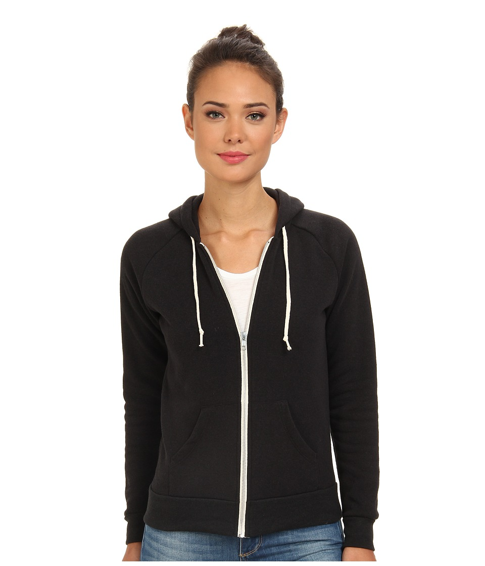 Alternative Adrian Hoodie (Eco True Black) Women