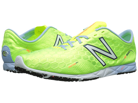 New Balance - WRC5000 (Yellow/White) Women's Running Shoes