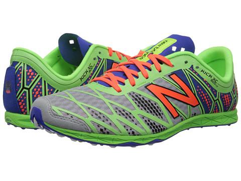 New Balance - MXC900v2 (Silver/Green) Men's Running Shoes