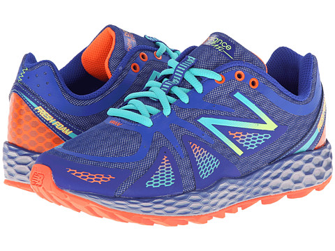 New Balance - WT980v1 (Blue/Green) Women's Shoes