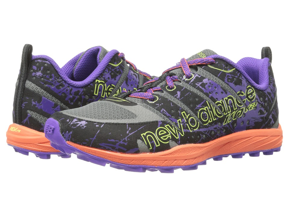 New Balance - WT110v2 (Grey/Purple) Women