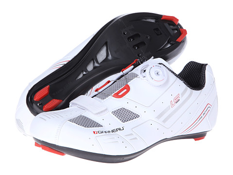 Louis Garneau - LS-100 (White) Men