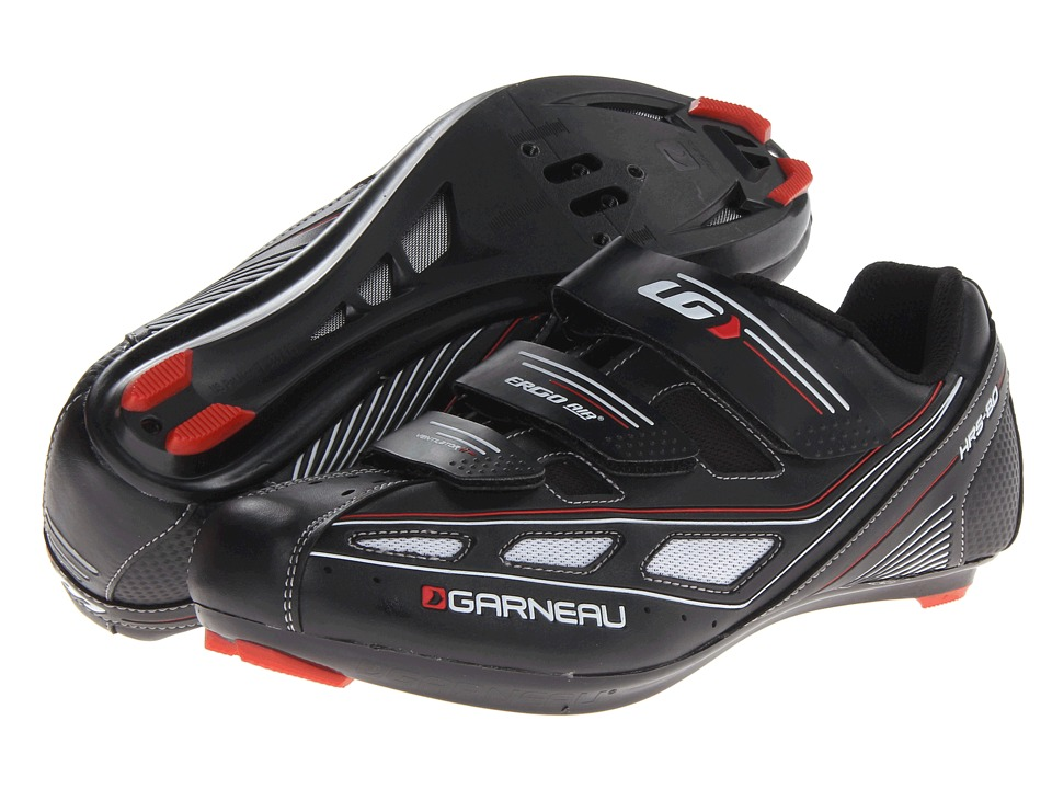 Louis Garneau - Ventilator 2 (Black) Men's Cycling Shoes
