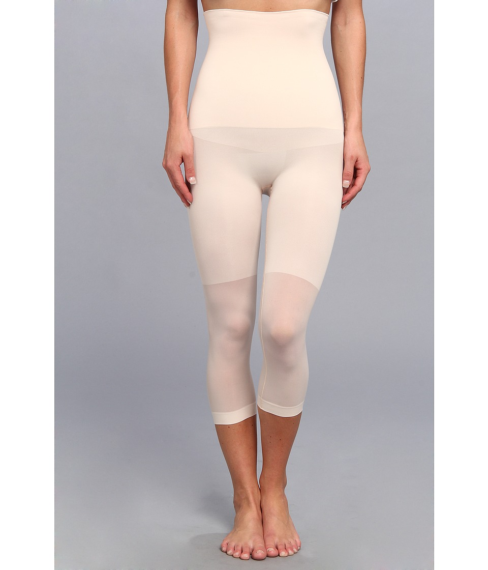 Yummie by Heather Thomson - Lilo High Waist Capri (Naked) Control Top Hose