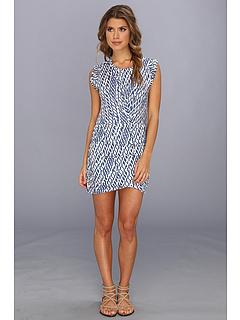 SALE! $59.99 - Save $138 on Joe`s Jeans Mikaela Dress (Natural Blue) Apparel - 69.70% OFF $198.00