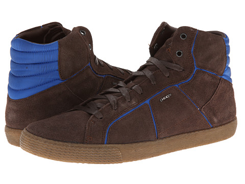 Geox - U Smart 11 (Chestnut/Royal) Men's Shoes