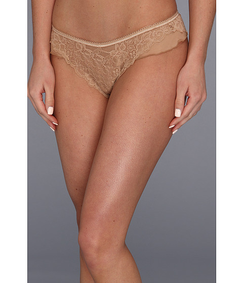 b.tempt'd - b.delight'd Tanga (Praline) Women's Underwear