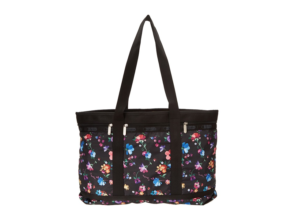 LeSportsac Luggage - Travel Tote (Impressionist Flower) Bags