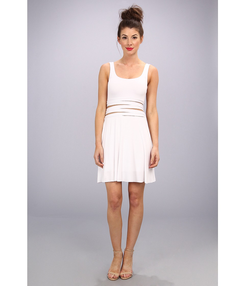 Bailey 44 - Devils Delight Dress (White) Women's Dress