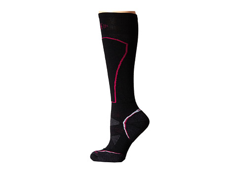 Smartwool - PhD Ski Light (Black) Women