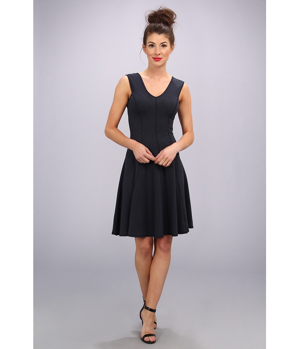 Bailey 44 - Diamond Head Dress (Navy) Women's Dress
