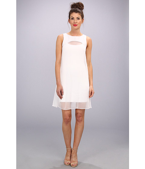 Bailey 44 - Dry Martini Dress (White) Women's Dress